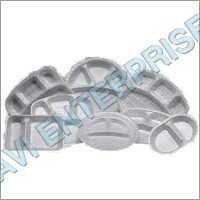 Partition Thermocol Plates