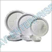 Thermocol Round Plates