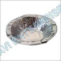 Silver Laminated Paper Dona