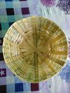 Bamboo Over Height Basket