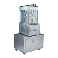 Laboratory Scale Rotary Tablet Press