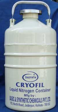 Cryofill Liquid Nitrogen