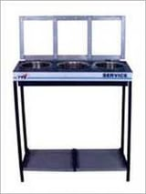 Air Filter Cleaning Trolley