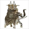 Ambabari Silver Statue