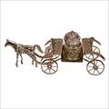Antique Silver Dry Fruit Box
