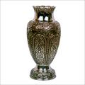 Decorative Silver Flower Vase