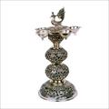 Silver Deepak Stand
