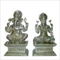 Silver Religious Statue
