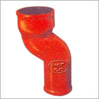 Cast Iron Offset Pipe