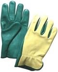 3 Tips Round Thumb Welder Gloves