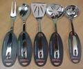 Crown Kitchen Tools In Oval Tag