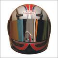 Airplus Synergy Red Fullface Helmet