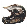 Arrow Silver Star Racing Helmet