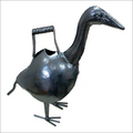 Decorative Iron Animal Figure