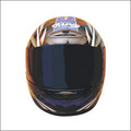 Flash Robota Blue Helmet