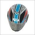 Sting Sparkle Blue Helmet