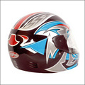 Sting Sparkle Red Helmet