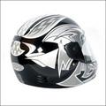 Sting Sparkle Silver Helmet