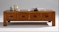 Wooden Drawer Coffee Table