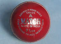 Leather Cricket Match Balls