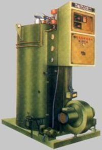 Thermic Fluid Heater Vertical
