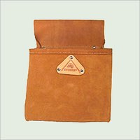 Suede Leather Tool Pouches