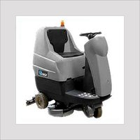 Ride-On Floor Scrubber Driers
