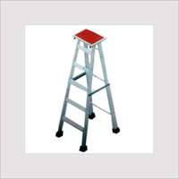 Self Supporting H.D Folding Ladders