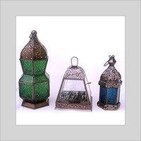 Soothing Tough Garden Moroccan Lanterns