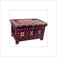 Wooden Decorative Jewellery Box