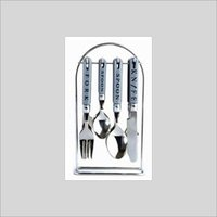 Cutlery Sets With Plastic Handle