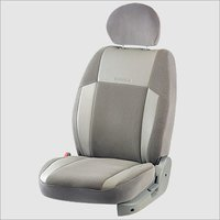 Velvet And Pu Car Seat Cover