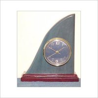 Granite Stone Clock