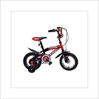 Red And Black Color Kid Bicycle