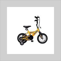 Yellow Color Kids Bicycle