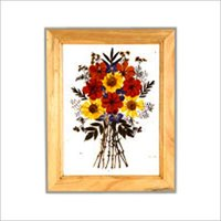 Decorative Wall Hanging Flower Painting