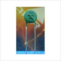 Silicon Resin Coated Ptc Thermistor
