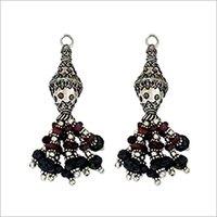 Appealing Look Gemstone Earrings