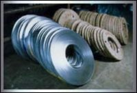 Galvanize Steel Tapes