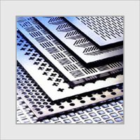 Anti Rust Perforated Sheets