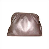 Easy To Use Leather Cosmetic Bag