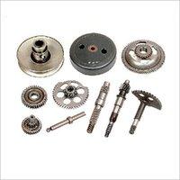 Parts of Kinetic Honda