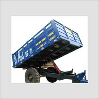 Two Wheel Tractor Trailer