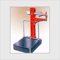 Mechanical Portable Platform Scales