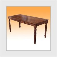 Eco Friendly Wooden Table