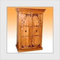 Intricate Designs Wooden Almirah