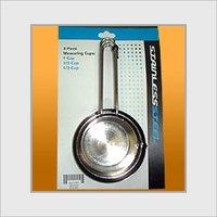 Round Measuring Cups (3 Set)