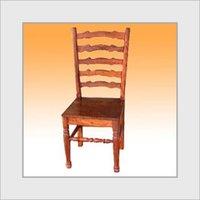 Skin Friendliness Wooden Chair