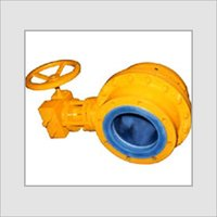 Ptfe Lined High Pressure Ball Valve