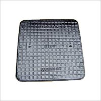 Light Duty Square And Rectangular Manhole Cover And Frame